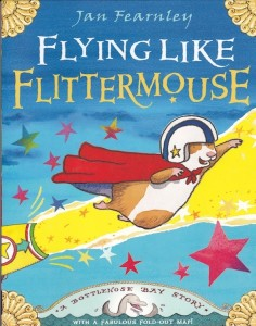 Flying Like Flittermouse